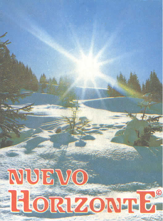 Libro Nuevo Horizonte